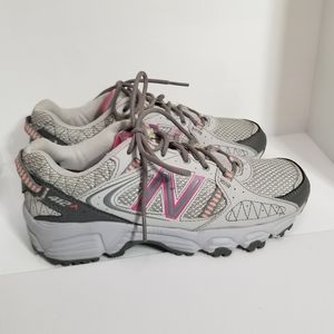 EUC New Balance 412 Trail Running Shoes size 6.5